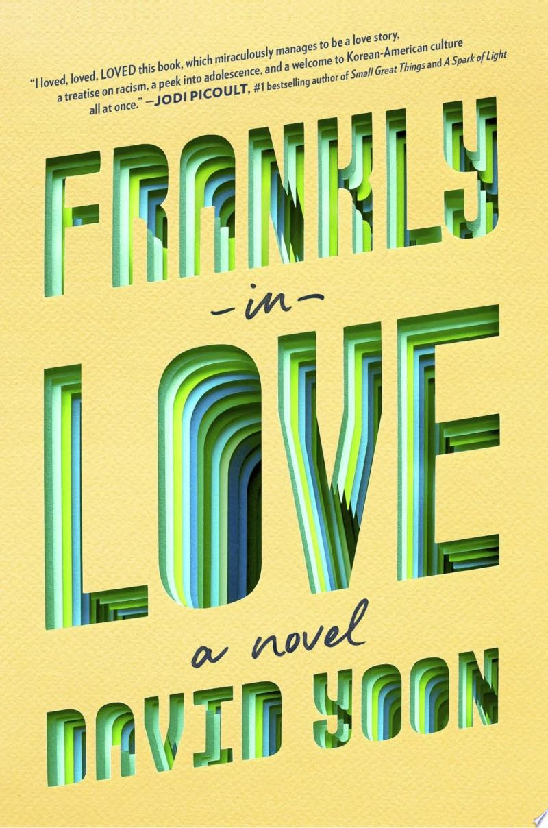 "Image for ""Frankly in Love"""