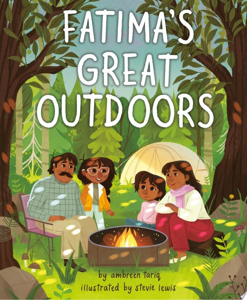 "Image for ""Fatima's Great Outdoors"""