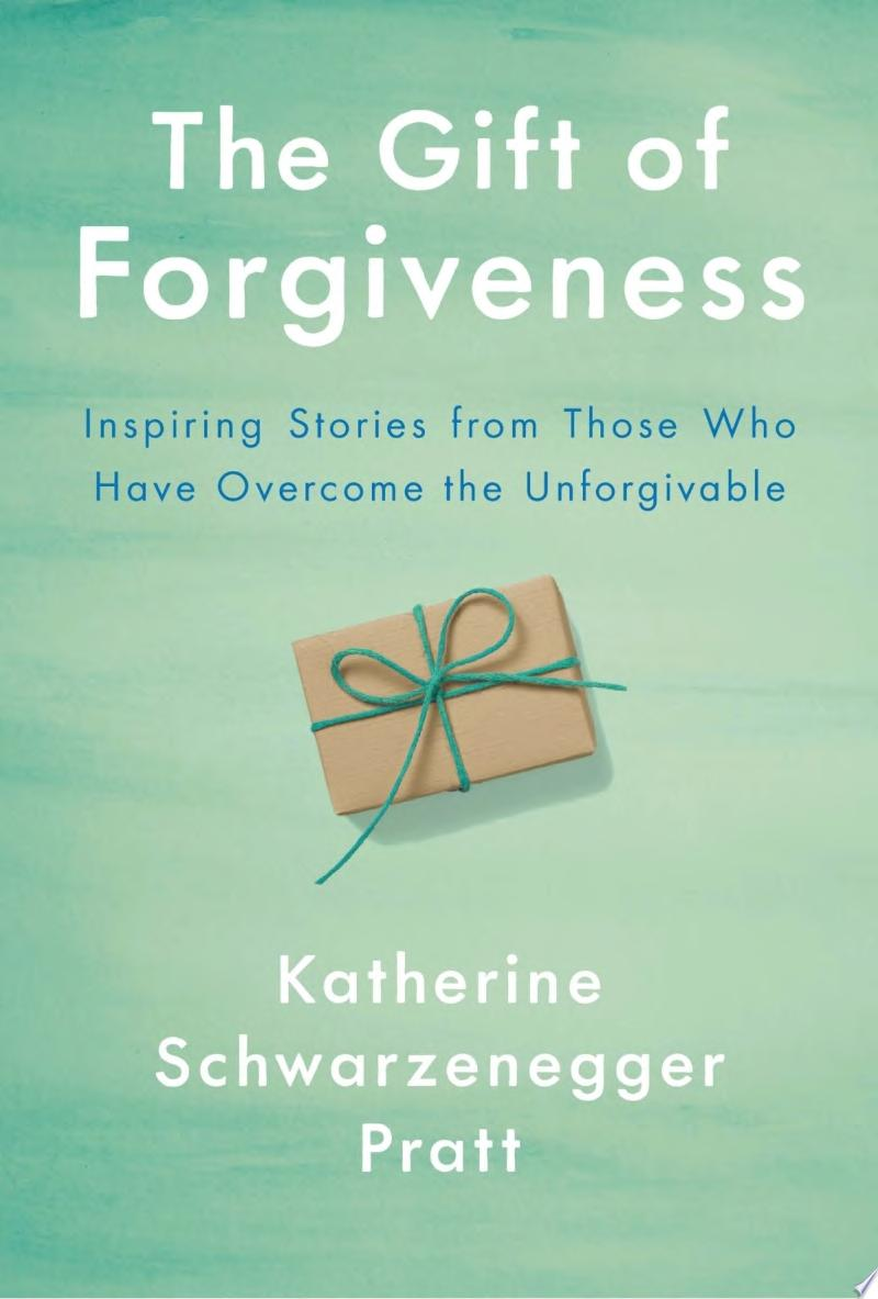 "Image for ""The Gift of Forgiveness"""