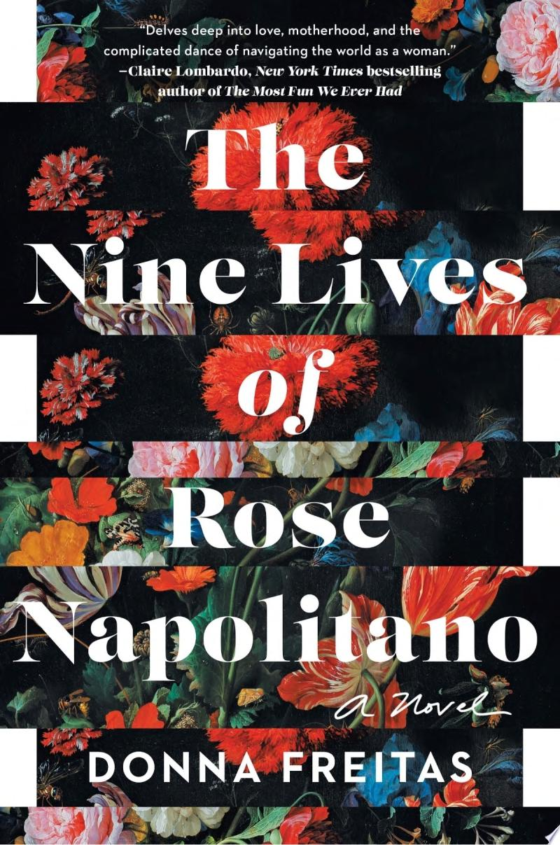 "Image for ""The Nine Lives of Rose Napolitano"""
