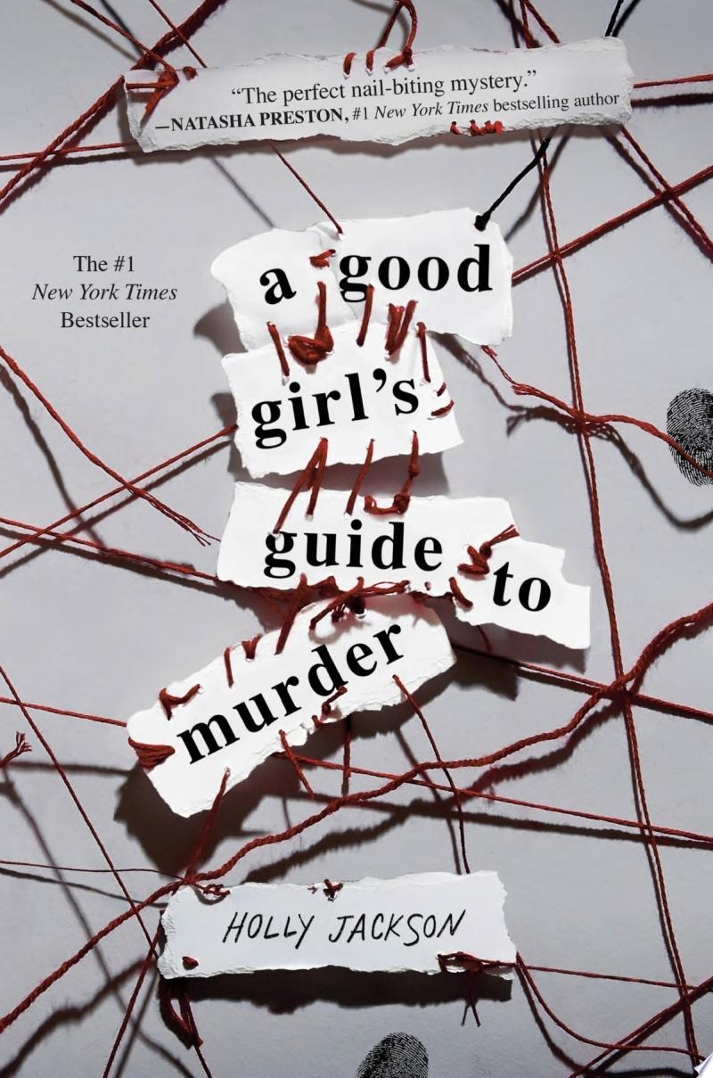 "Image for ""A Good Girl's Guide to Murder"""
