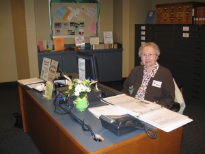 Bay County Genealogical Society Volunteer