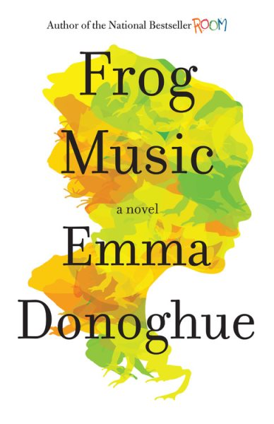 "Image for ""Frog Music"""