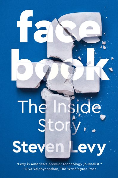 "Image for ""Facebook: The Inside Story"""