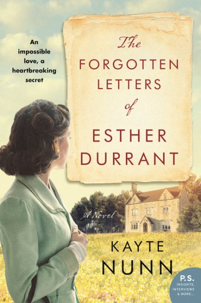 "Image for ""The Forgotten Letters of Esther Durrant"""