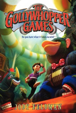"Image for ""The Gollywhopper Games"""