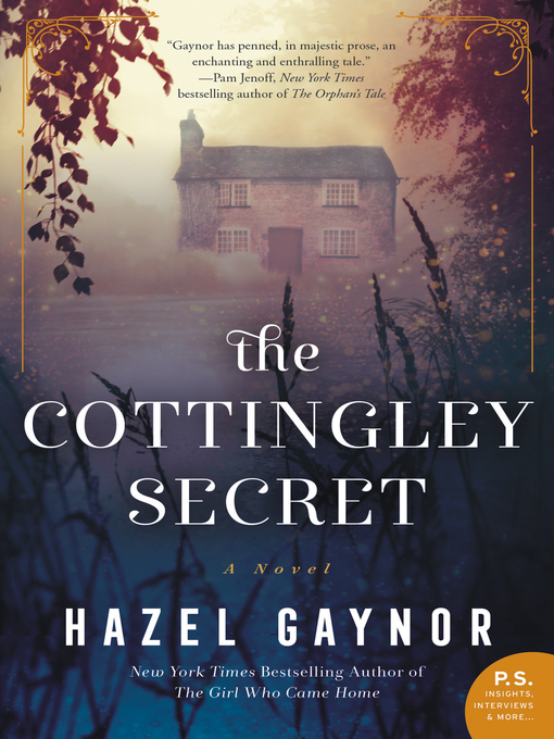 "Image for ""The Cottingley Secret"""