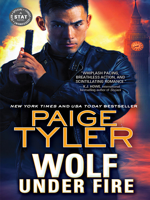 "Image for ""Wolf Under Fire"""