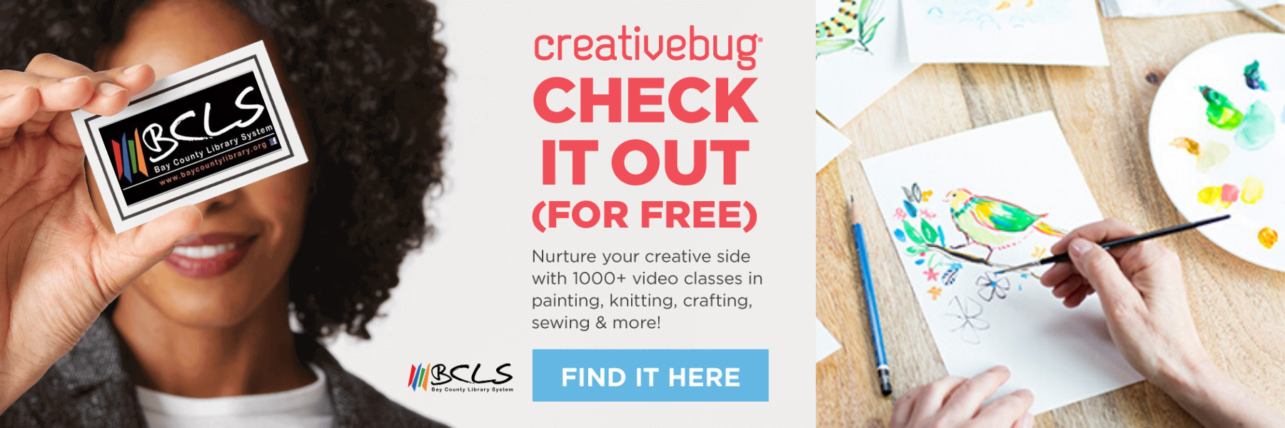 Creativebug Web Slide