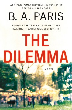 "Image for ""The Dilemma'"