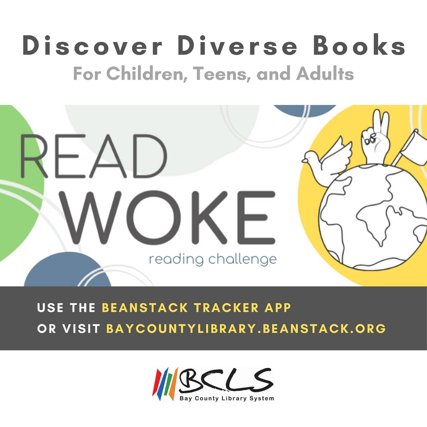 Read Woke reading challenge