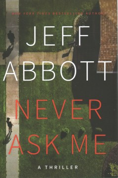 "Image for ""Never Ask Me"""