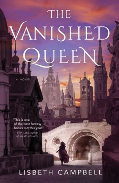 "Image for ""The Vanished Queen"""