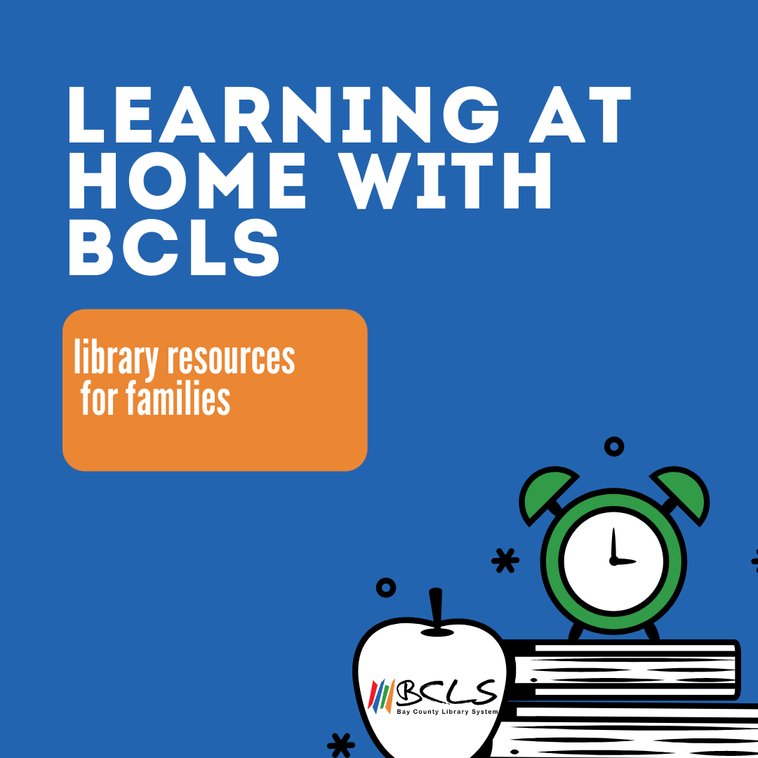 learning at home with BCLS logo