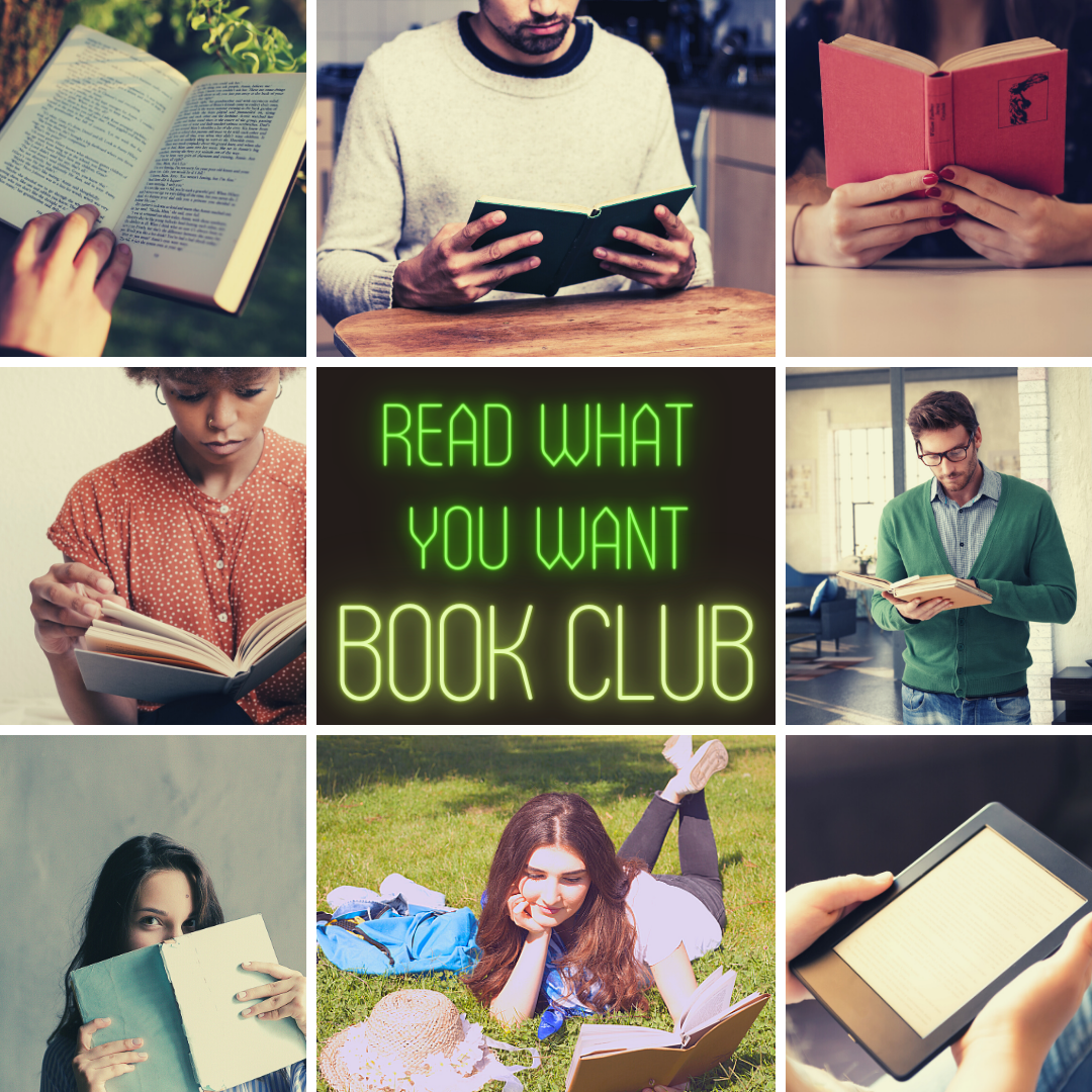 Read What You Want Book Club