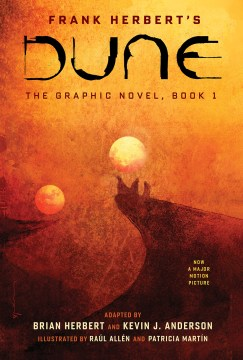 "Image for ""Dune: The Graphic Novel"""