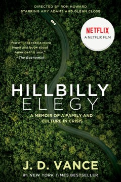"Image for ""Hillbilly Elegy: A Memoir of a Family and Culture in Crisis