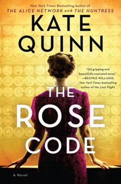 "Image for ""The Rose Code"""