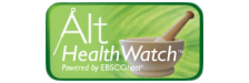 Alt Health Watch logo
