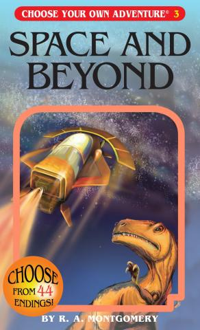 Space and Beyond CYOA