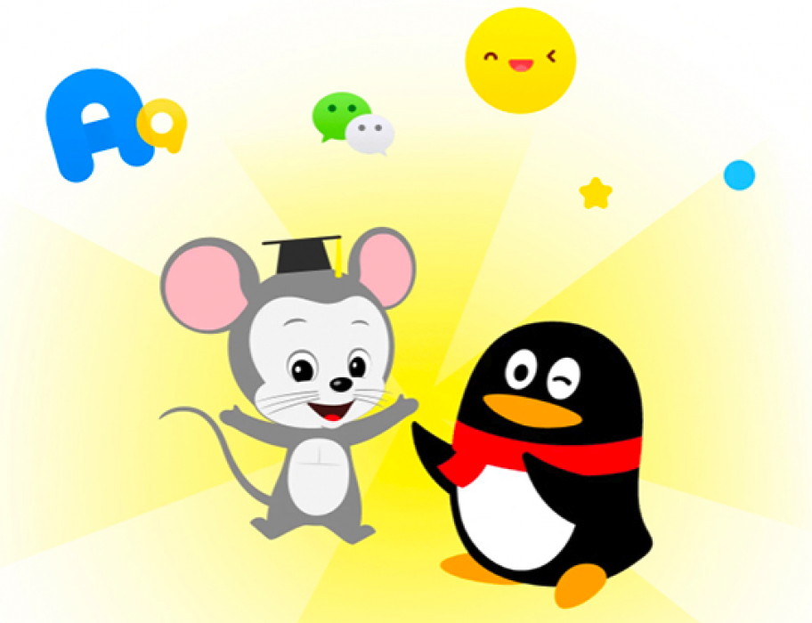 ABC Mouse and Friend