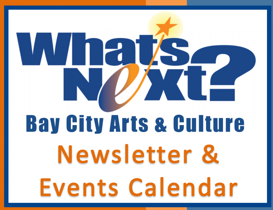 What's Next Newsletter and Events button